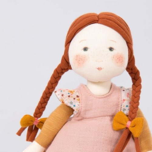 Les Rosalies Кукла Fleur 710526