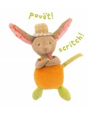 Les Tartempois погремушка Кролик