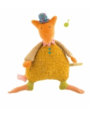 Les Tartempois музыкальная игрушка Лис