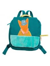 Les Tartempois рюкзак с Лисом