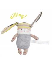 Les Petits Dodos погремушка кролик Nin-Nin