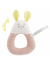 Les Petits Dods погремушка-кольцо Мышка