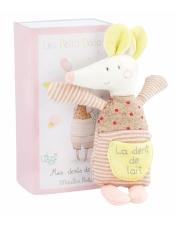 Les Petits Dods Мышка - прорезыватель и хранитель первого выпавшего зуба 663051
