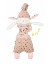 Les Petits Dodos Кролик вибрирующая пружинка