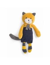 Les Mousteches (Джентльмены) Желтый котик Lulu 666006