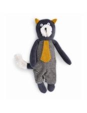 Les Mousteches (Джентльмены) Серый котик Alphonse 666007
