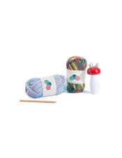 Les jouets d'hier Набор для вязания 710407