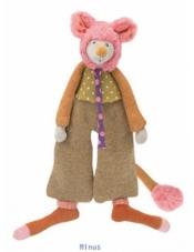 Les Tartempois кукла Мышка