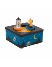 Les Mousteches (Джентльмены) Музыкальная игрушка 666105