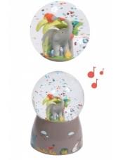 Les Papoum Музыкальный шар 65