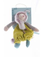 Les Pachats желтая Мышка-комфортер