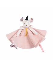 Давным-давно Комфортер Мышка в розовом 664015