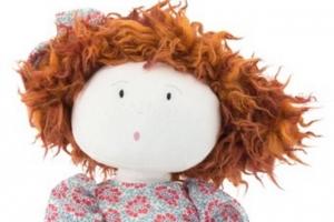 Видео: кукла Fanette