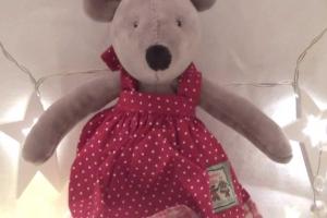 Видео: мышка Nini